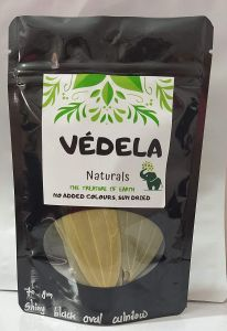 VEDELA Naturals-100 Percent Natural Bay Leaf Tej Patta No Added Color Pure Natural (300 G) (Pack of 1)