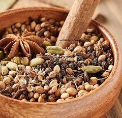VEDELA Naturals-Saboot Garam Masala , Whole Mix Garam Masala No Added Color Fresh From Farm (150 G) (Pack of 1)