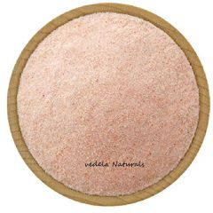 VEDELA Naturals presenting Himalayan Pink Rock Salt-1KG Pure Himalayan Pink Salt Non Iodised for Weight Loss & Healthy Cooking, Natural Substitute of White Salt (1KG)