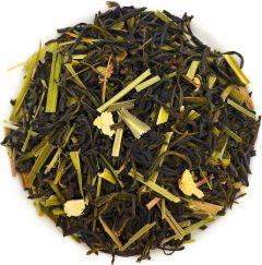 VEDELA Naturals -Pure & Natural No Added Color Lemongrass Green Tea, Digestion Detox Green Tea For Digestion & Cholesterol (200 G) (Pack of 1)