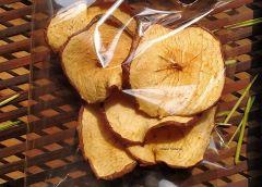 VEDELA Naturals- 100 % Natural Dried Apple No Preservatives, No Added Sugar, Vegan, Gluten Free (50 G) (Pack of 1)