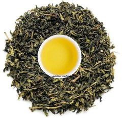 VEDELA Naturals -Plain Green Tea Whole Loose leaf Made with 100% Whole Leaf, Flavor Green Tea (50 G) (Pack of 1)