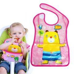 Baby Bibs Waterproof Feeding Baby Saliva Towel Apron