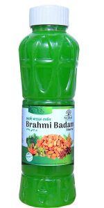Natraj The Right Choice Brahmi Badam Sharbat Syrup, 750 ml