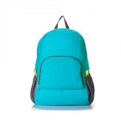Foldable Waterproof Backpack For Travel, Sports, Hiking & Picnic Bag
