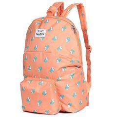 Faazuu Waterproof Folding Laptop Backpack For Unisex
