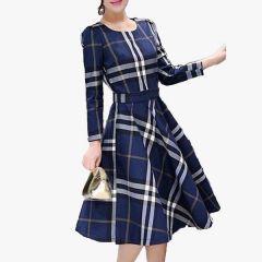 Bagrecha Creations Women's Fit & Flare Solid Top   Women's Western Wear One Piece Top/Dress