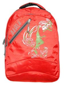 BAGOS Casual College Daypack Medium Size Backpack Bag For Daily Use |41 cm| (Capacity: 25 Liter) (Pack of 1)