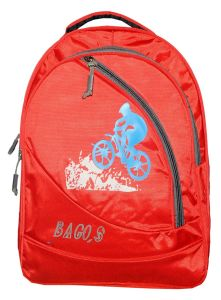 BAGOS Casual College Backpack Bag For Daily Use |41 cm| (Capacity: 25 Liter) (Pack of 1)