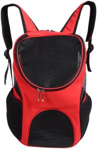 Fashionable And Stylish Pets Outdoor Travel Carrier Backpack For Men's Shoulder Bagpack (Pack of 1)