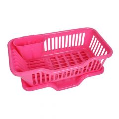 Small Size Plastic Material Sink Dish Drainer Drying Rack for Crockery