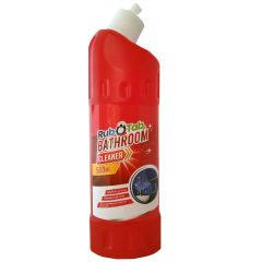 Rub-O-Tab Kills 99.9% of Germs Bathroom Cleaner For Home, Office, Mall, Mart, Hotels, Schools, Hospitals (500 ml)