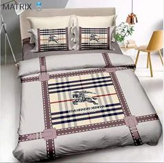 Fabric Empire Glace Cotton Soft Bedsheet with 2 Pillow Covers Size 90 Inch X 100 Inch