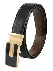 Men's Fashionable Elite Synthetic Leather Belt For Formal Wear (Multi-Color) (Pack of 1)