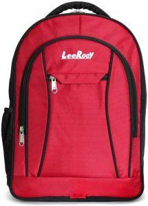 LeeRooy Medium 30 L Laptop Backpack Beg (Red)