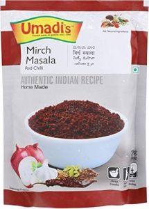 Umadi Bijapur Famous Umadi'S Premium Mirch Masala (Masali Khara) (Pack Of 2)