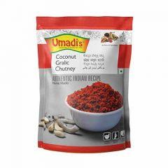 Umadi Bijapur Famous Coconut Garlic Chutney | Wonderful Tastes (Pack of 2)