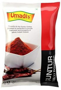 Bhavani Foods Premium Export Quality Guntur Chilli Powder (Pack of 2)