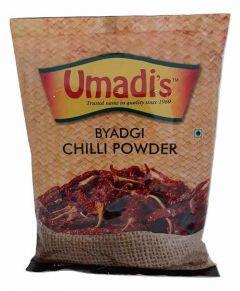 Bhavani Foods Umadis Byadgi Chilli Powder | No Artificial Colours (Pack of 2)