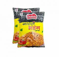 Bhavani Foods Chakote Kolhapuri Bhadang (250 g Each) (Buy 1 Get 1 Free)