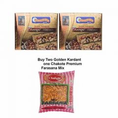 Bhavani Foods Sadanand Gokak Karadant, Karadantu 500 GMS Premium Kolhapuri Mixture (Combo Pack)