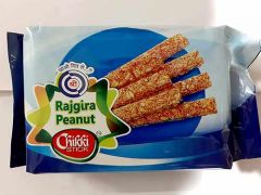 Bhavani Foods Sree Rajgira Peanut Chikki Stick (Pack of 2) (Each Pack 200 Grams)