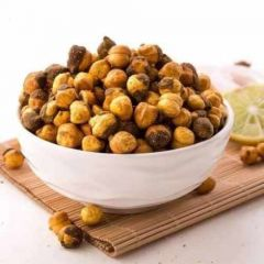 Bhavani Foods Premium Roasted Super Soft Masala Channa Dal (Buy 4 Get 1 Free) (Indore Famous) (Each Pack 200 Grms)