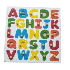 Capital Alphabet Puzzle for Learning Kids (Pack Of 1)