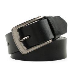 Winsome Deal Leather Formal Black Stylish & Comfortable Belt For Men's