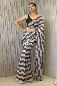 Banglori silk Saree with Blouse