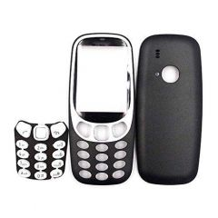 MAND Body Cover Panel Compatible For Nokia 3310 |Not A Mobile Phone, Only Body Panel| (Pack of 1)