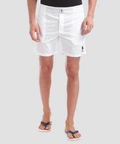 U.S. POLO ASSN. Comfortable and Regular Fit Plain Cotton Boxer For Men's (Pack of 1)