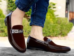 BXXY Men's Formal Pu Leather Loafer & Moccasins Shoes Style: 568AA
