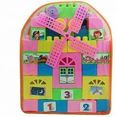 Educational Learning Self Assembly , Building , Kids Puzzle Assembling Blocks (Pack Of 1)