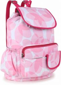 AE EXCELLENT Girls Backpack Bag For Office, College & Travel |Capacity: 20 L| (Pack of 1)