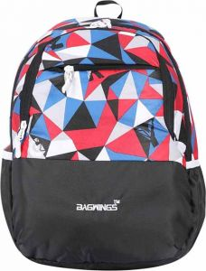 AE EXCELLENT Printed Large Laptop Backpack Bag For School and College (Capacity: 15 L)