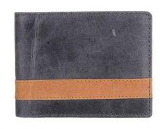 ASPENLEATHER Genuine Leather Bi-Fold Wallet For Men