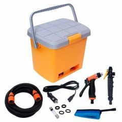 Water Spray High Pressure Car Washing Machine (Package Included : 1 X Car Washer Kit)