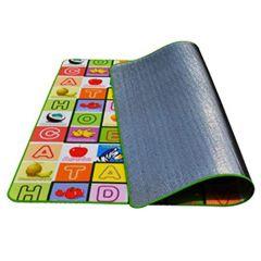 LWVAX Brand Kids Toys Carpet Baby Play Mat for Children Developing Rug Carpet Kids Rug Children Puzzle Play Babies Eva Foam (6*5)