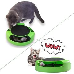 Cat Interactive Toy Cat Scratching Pad