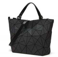 Fashionable And Stylish Glowing Geometry Diamond Shoulder Bag For Women's & Girl's (Pack of 1)