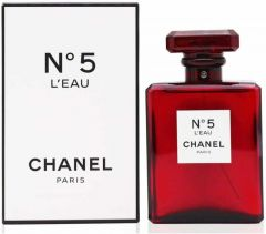 Womens Perfume By Chanel No 5 Red (Pack of 100 ML)