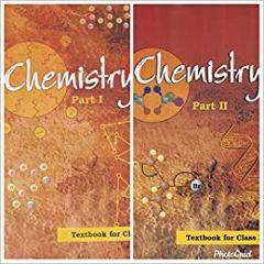 Chemistry Part I & II Class_12 Board book – 1 January 2020