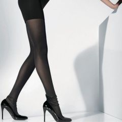 Chesterfield Semi Opaque Resistant Tights|One size
