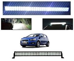 After Cars Chevrolet Aveo 22 Inch 40 LED Off Road Roof Bar Light