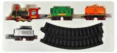 Choo Choo Train With Smoke Feature And Music Also Rechargeable Train Toy For Kids (Pack Of 1 Set)