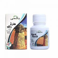 Hashmi Hard-Rock 60 Capsules No Age Limit in Romance for Men (Pack of 1)