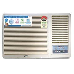 Godrej 5-Star Fixed Speed Window Air Conditioners  GWC 12UTC5 WSA  (1 Ton)