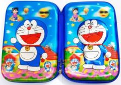 Multipurpose Doremon Printed Cosmetic Pouch for Boys & Girls (Pack of 1)