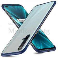 Shock Proof Ultra Slim Frameless Design Protection Hard Mobile Back Case Cover For Samsung J2 Ace (Blue)